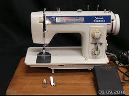 Brother Sewing Machine Pacesetter Old Models