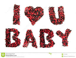 i love you baby wallpaper hd. Brilliant Love I Love You Baby Sign Small Red And Black Rocks Spilled In Letters With Love You Baby Wallpaper Hd
