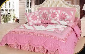 Amazon.com: DaDa Bedding BM928L-1 5-Piece Patchwork New Girly Girl ... & Amazon.com: DaDa Bedding BM928L-1 5-Piece Patchwork New Girly Girl  Comforter Set, King Size, Pink: Home & Kitchen Adamdwight.com