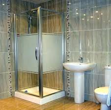 home depot shower stall corner stalls units doors sliding glass