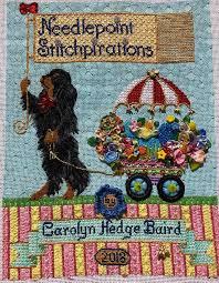 Carolyn Hedge Baird has done it... - Chaparral Needlework   Facebook