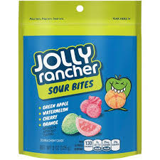 jolly rancher sour bites sour chewy candy