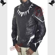 marvel black panther jacket