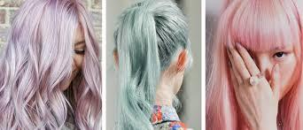 the best pastel hair dye cosmetify