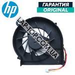 Вентилятор для ноутбука HP PAVILION G4-1000, G4-1100, G4-1200, G6-1000, G6-1100, G6-1200, G7-1000, G7-1100, G7-1200, CQ42, G42, CQ56, CQ62, G62 (646578-