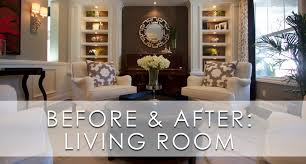 Transitional Living Room Design Stylish Transitional Living Room Before And After Robeson Design