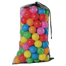 ball pit. franklin sports the best ball pit balls