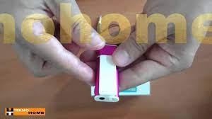 Gizli Ses Kayıt cihazı Mp3 Player Kullanımı http://www.teknohome.net -  YouTube