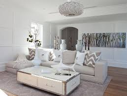 Amazing Idea Deco Dining Room Living Room Lighting Design Suspension  Cushions Frame Wall With Deco Mur Blanc