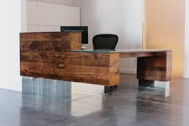 reception desk modern home office modern office reception desk