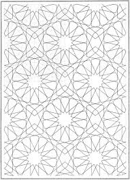 This website have a lot of printable content and products for your class! Advanced Geometric Coloring Pages Coloring Home