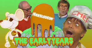 Early 7 '80s Kids Shows Forgotten Will Nickelodeon Deep That Give 5xAwqS6