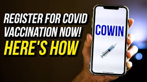 Click on the apply now! We Have Registered For The Covid Vaccine Online Here S How You Can Do It Youtube