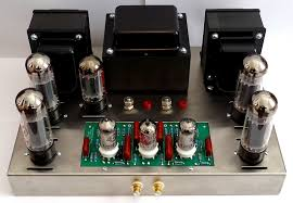 to enlarge hifi home stereo amplifier kits