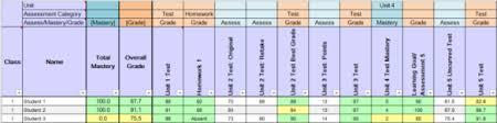 Grade Tracker Ihouse Mit