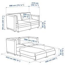 ikea vallentuna modular sofa