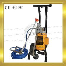 airless paint sprayer for interior walls. china ez renda electric airless paint sprayer machine for interior wall of huge building 1.3kw walls n
