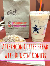 This copycat recipe makes a medium size 24oz serving. Take An Afternoon Coffee Break At Dunkin Donuts The Tiptoe Fairy