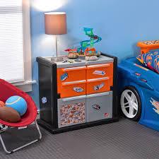 Step2 Hot Wheels Race Car Dresser