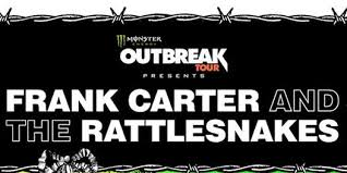 191 Toole Seating Chart Frank Carter The Rattlesnakes At 191 Toole Tucson