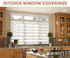 Unique Kitchen Curtains Home Design Ideas And Pictures Regarding Best Window Blinds For Kitchen