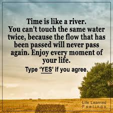 Uplifting Bible Quotes Custom Encouraging Bible Quotes Time Is Like A River You Can't Touch The
