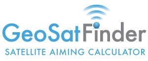 Shaw Direct Satellite Locator Chart Geosat Finder Dish Aiming Calculator