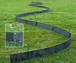 lawn and garden edging metal garden edging photo 1 of 7 metal garden edging 1 metal