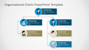 Org Chart With Photos Organizational Charts Powerpoint Template Slidemodel