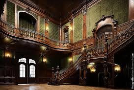 design architecture Interior Design steampunk victorian 19th 1800s Poland  steam punk steampunk tendencies wood work Goetz