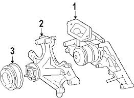 parts com® lexus gs430 radiator oem parts 2001 lexus gs430 base v8 4 3 liter gas radiator