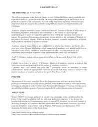 Diagnostic Essay Prompt 1301 Personal Responsibility Studocu