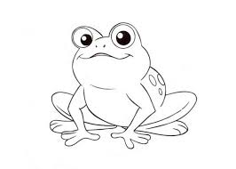 Small Picture Beautiful Coloring Pages of Frogs Free for All Animal Vista