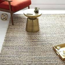 west elm jute rugs natural fiber rug clay