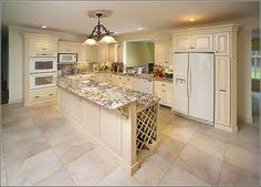 Interested In Pics/opinions Of Kitchens With White Appliances!   Home  Decorating U0026 Design