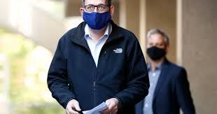 Face masks like this are now compulsory in victoria. Coronavirus Australia Victoria Makes Masks Mandatory For Covid Hit Melbourne Huffpost Australia