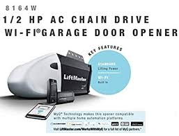 liftmaster professional 1 2 hp. Delighful Professional LiftMaster 1355  Replaced By 8164W  Contractor Series 12 HP AC Chain  Drive And Liftmaster Professional 1 2 Hp