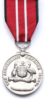 Australian Defence Medal Australian Department Of Defence