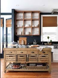 Creativity Rustic Kitchen Island Ideas 30 Diy Architecture Art With Innovation Design