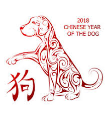 Image result for chinese year of the dog images