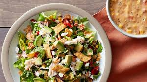 panera introduces new 2017 spring menu featuring new southwest chile lime ranch salad with en