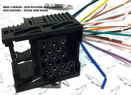 bmw oem reverse factory radio wire harness plug 8590 r abc Factory Radio Wiring Harness factory radio wire harness plug 8590 r view full size gm factory radio wiring harness