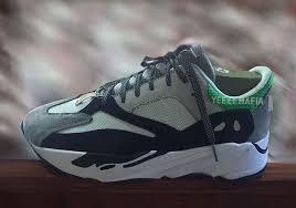 adidas 700 waverunner. adidas yeezy boost wave runner 700 tan green waverunner d