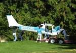 Investigators remove plane from crash site at Discovery Bay Golf ...
