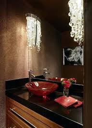 powder room chandelier small powder room chandeliers chandelier designs powder room chandelier height