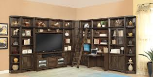 home office furniture wall units. Meridien Library Corner Wall Unit By Parker House Furniture Home Office Units I