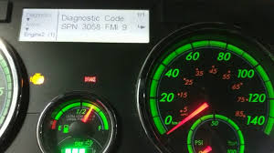 Freightliner Warning Lights Reading Fault Codes From A Cascadia Dash Pt 3
