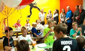 Child S Birthday Party Planning You Childs Birthday Party Rockin Jump