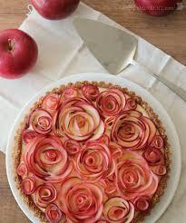 Apple Rose Tart Gluten Free So Impressive Baking A Moment