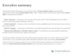 Executive Summary Outline Business Plan Executive Summary Template Case Sample